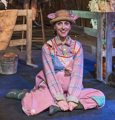 Charlotte's Web by Magik Theatre