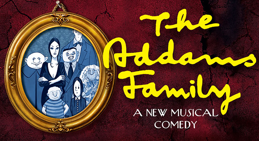 The Addams Family by Hill Country  Community Theatre (HCCT)