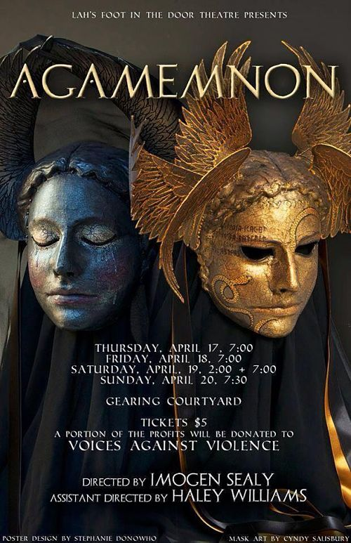 Agamemnon by University of Texas Theatre & Dance