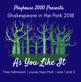 As You Like It by Playhouse 2000