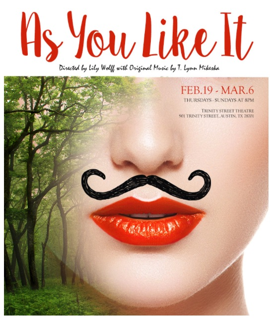 As You Like It by Shrewd Productions