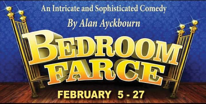 Bedroom Farce by Hill Country Arts Foundation (HCAF)