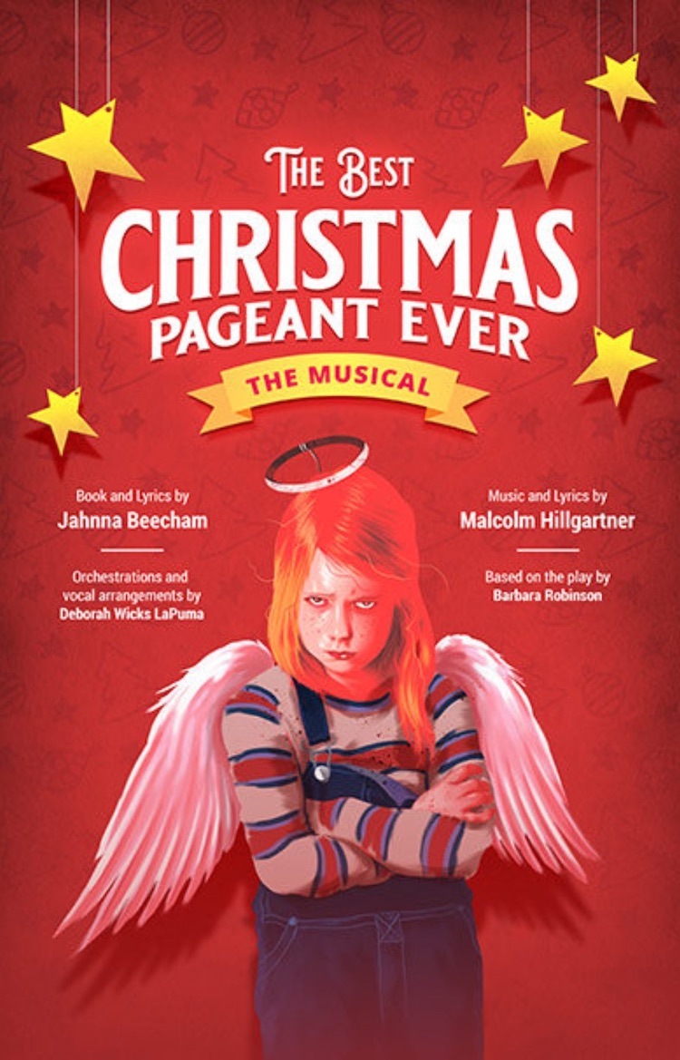 The Best Christmas Pageant Ever by Bastrop Opera House