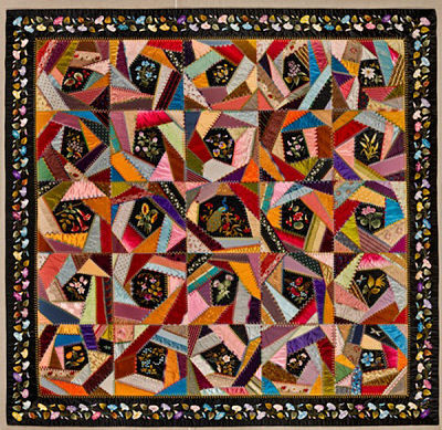 The Crazy Quilt Club by Boerne Community Theatre