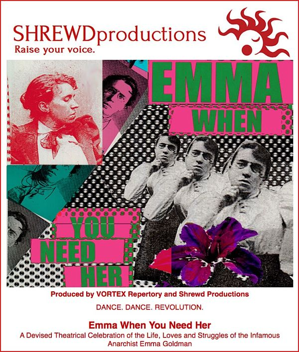 Emma When You Need Her by Shrewd Productions