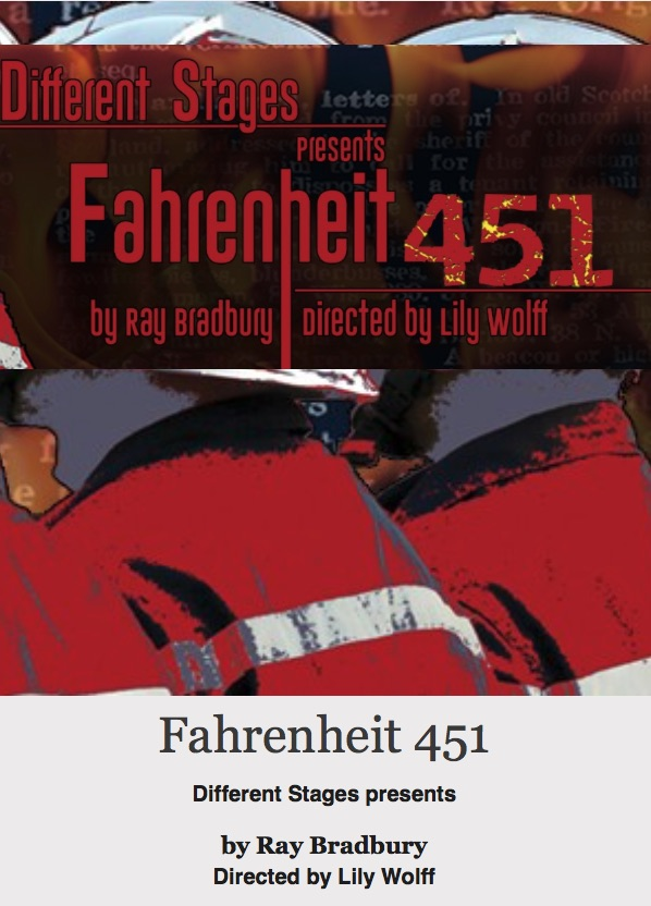 Fahrenheit 451 by Different Stages