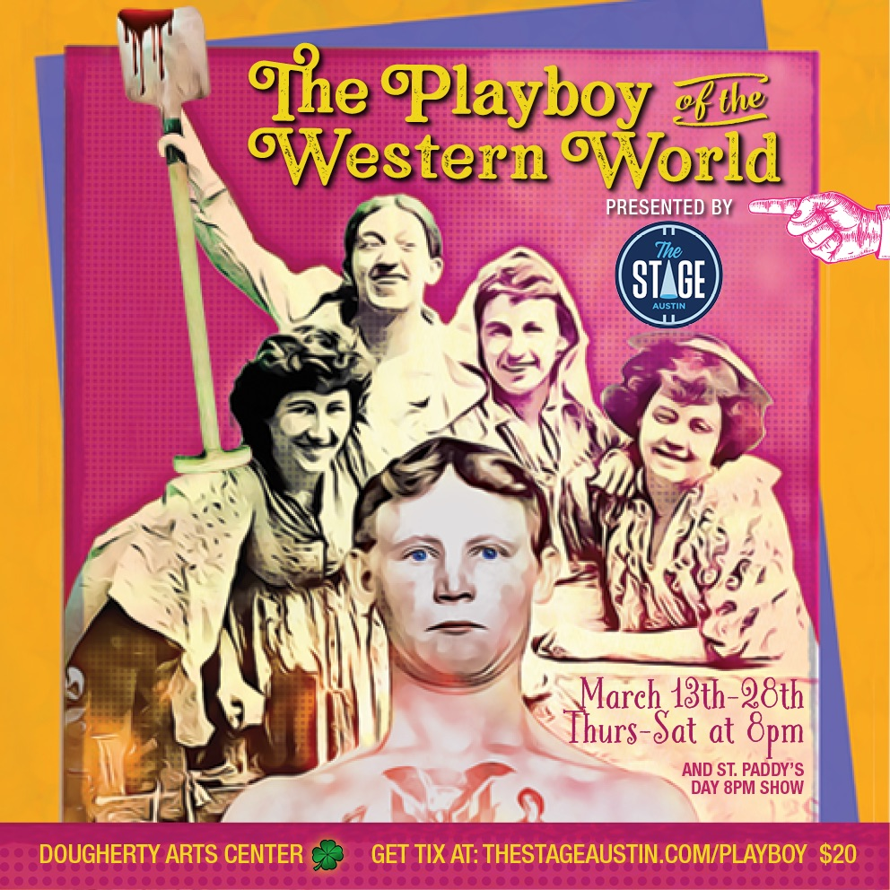 The Playboy of the Western World by The Stage