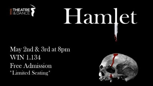 Hamlet by University of Texas Theatre & Dance