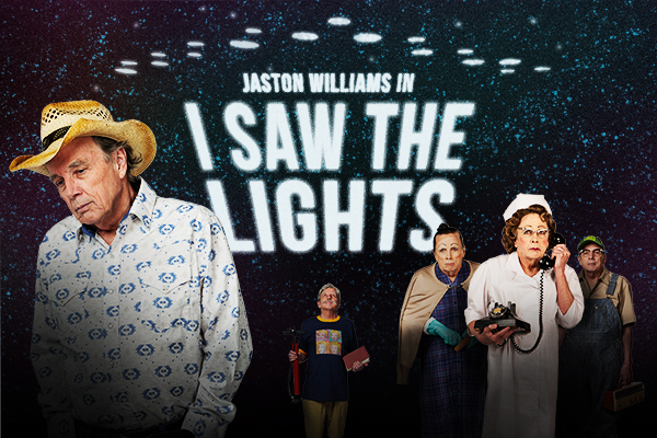I Saw the Lights by Jaston Williams