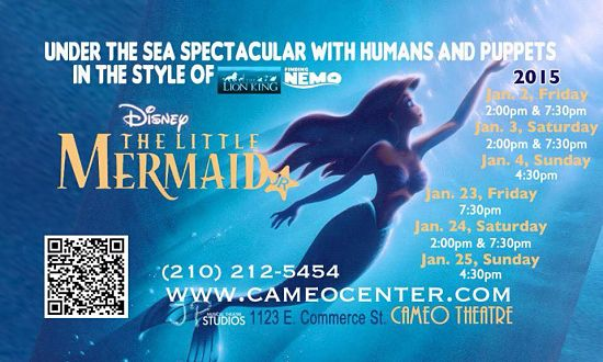The Little Mermaid, Disney by J. Pennington Productions (JP Studios)