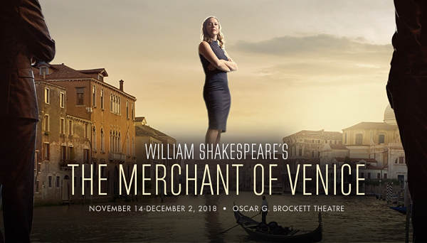 The Merchant of Venice by University of Texas Theatre & Dance