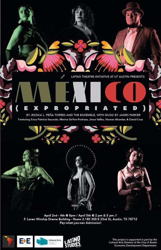 Mexico (expropriated) by University of Texas Theatre & Dance