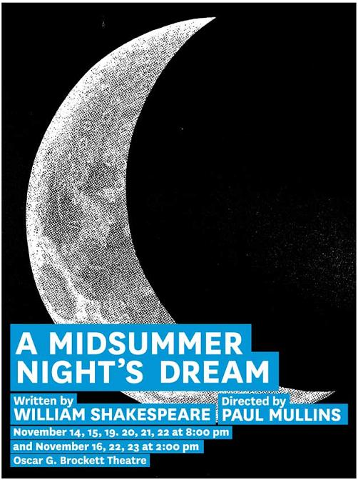 A Midsummer Night's Dream by University of Texas Theatre & Dance
