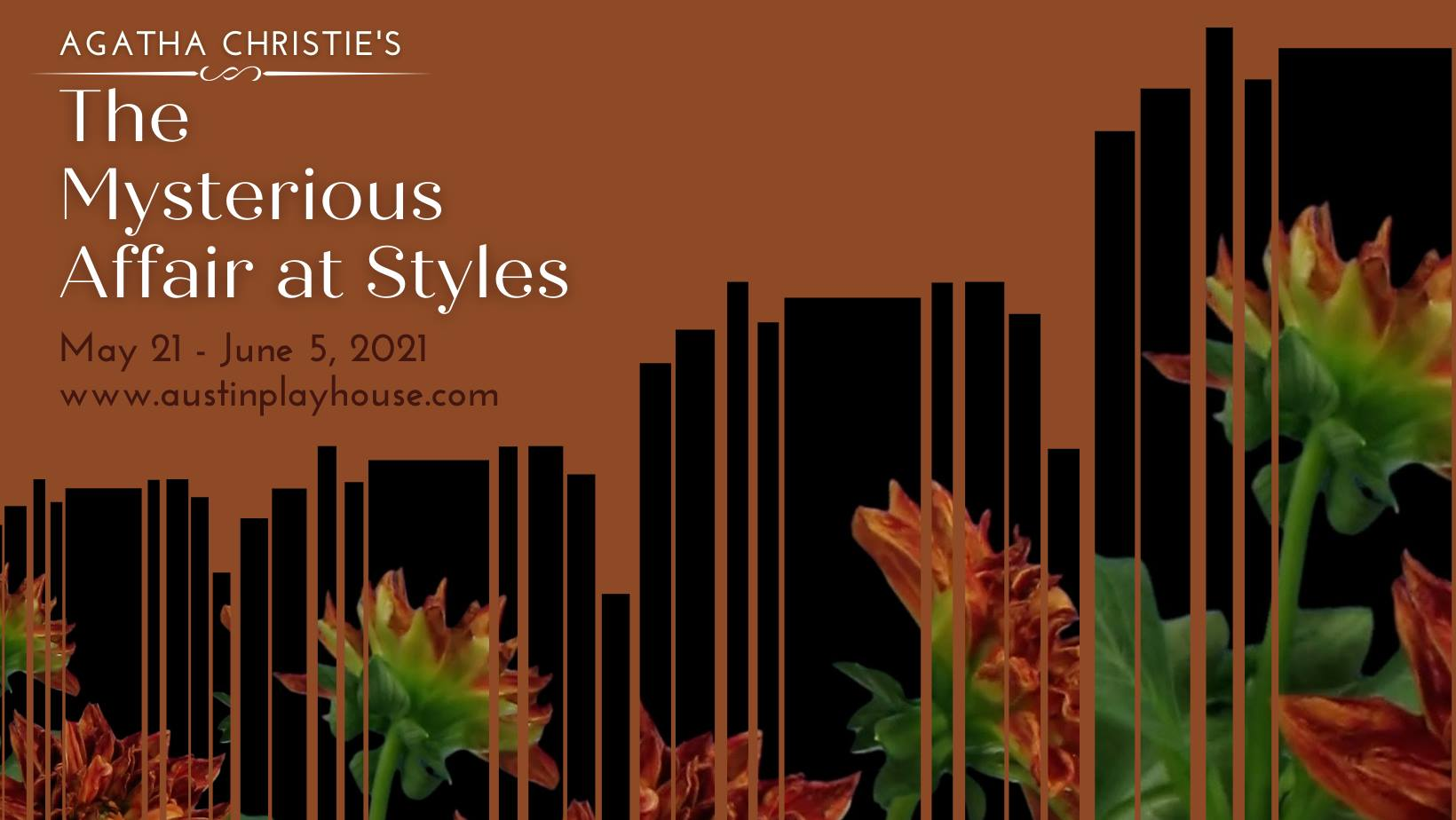 The Mysterious Affair at Styles by Austin Playhouse