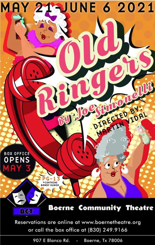 Old Ringers by Boerne Community Theatre