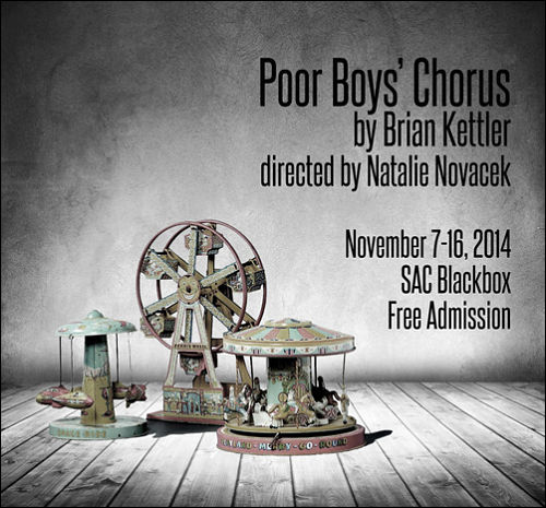 Poor Boys' Chorus by University of Texas Theatre & Dance
