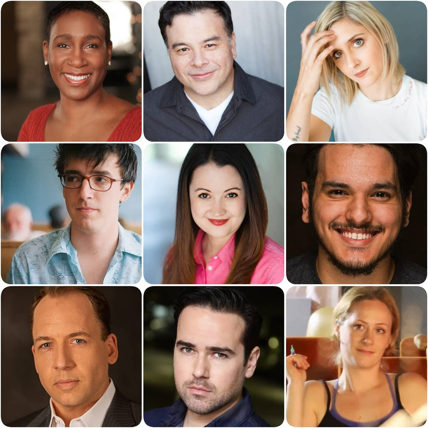 cast of THE SPIN (via Street Corner Arts)