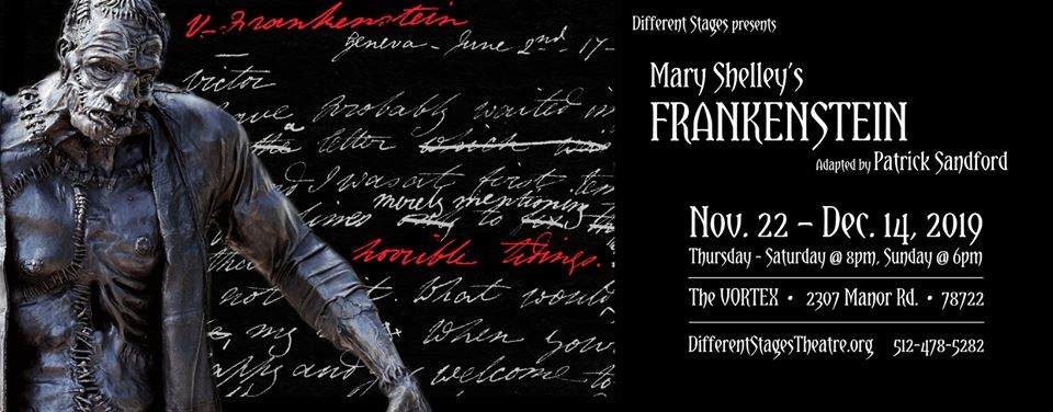 Mary Shelley's Frankenstein by Different Stages