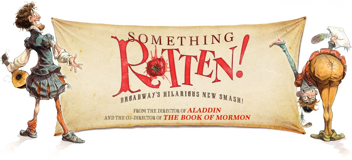 Something Rotten by Vive Les Arts (VLA) Theatre