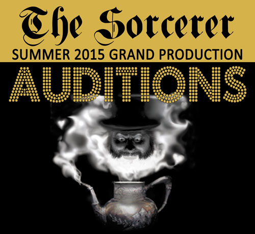 The Sorcerer, by Gilbert and Sullivan Society of Austin