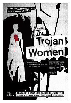 The Trojan Women by University of Texas Theatre & Dance