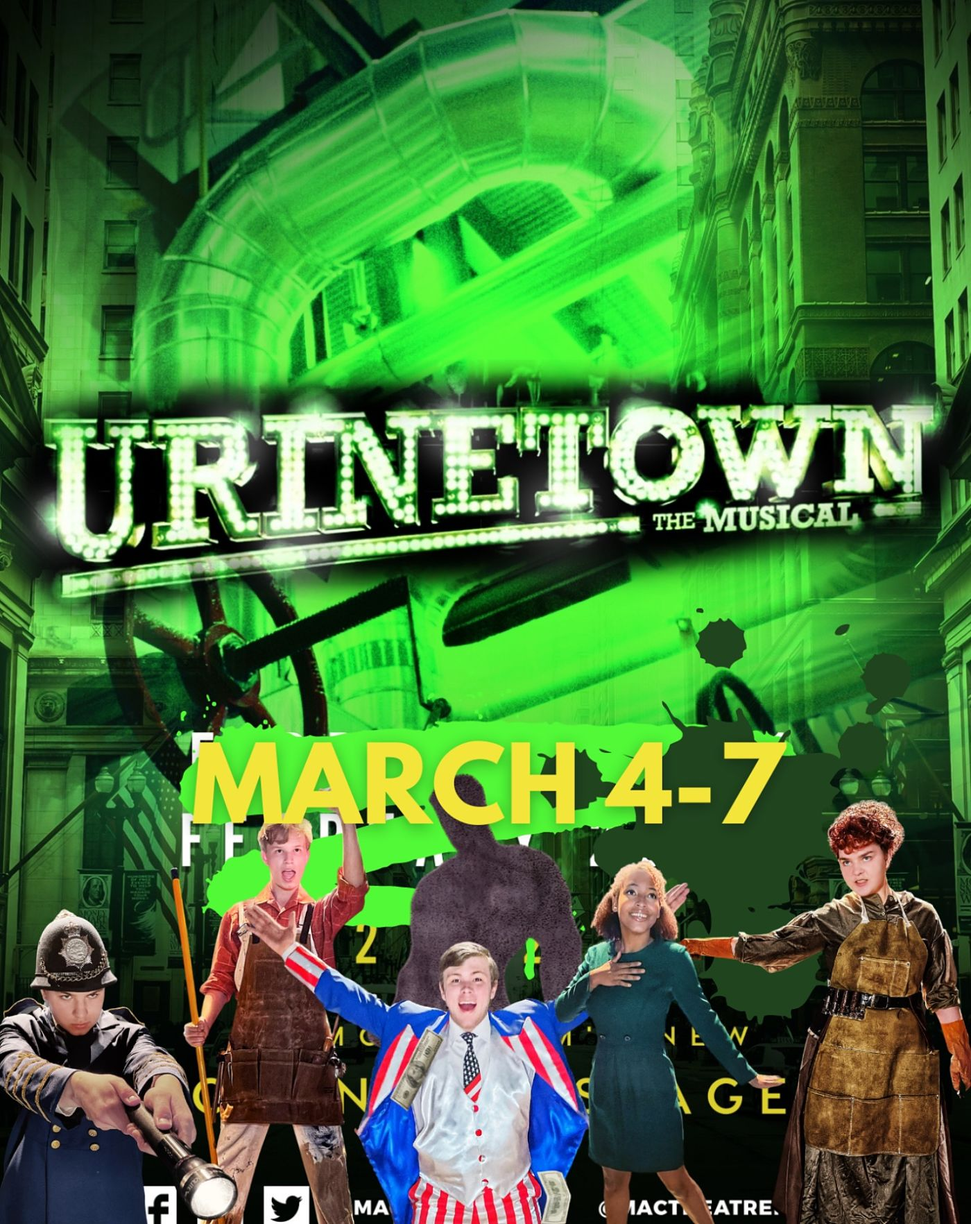Urinetown by McCallum Fine Arts Academy