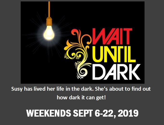Wait Until Dark by Rialto Theatre