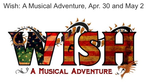 Wish - A Musical Adventure by University of Texas Theatre & Dance