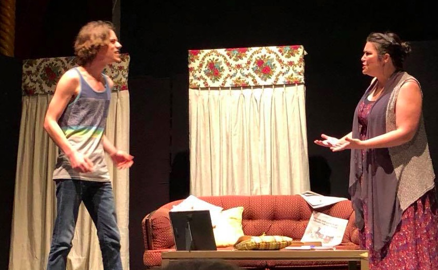 Review: Becky's New Car by Gaslight Baker Theatre
