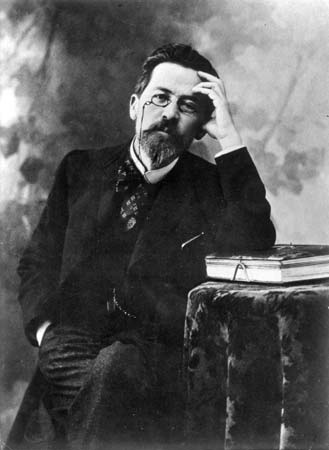 Anton Chekhov (via City Theatre)
