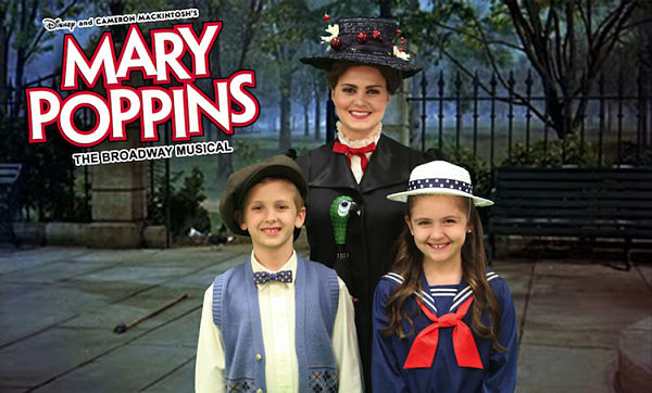 Mary Poppins by Woodlawn Theatre