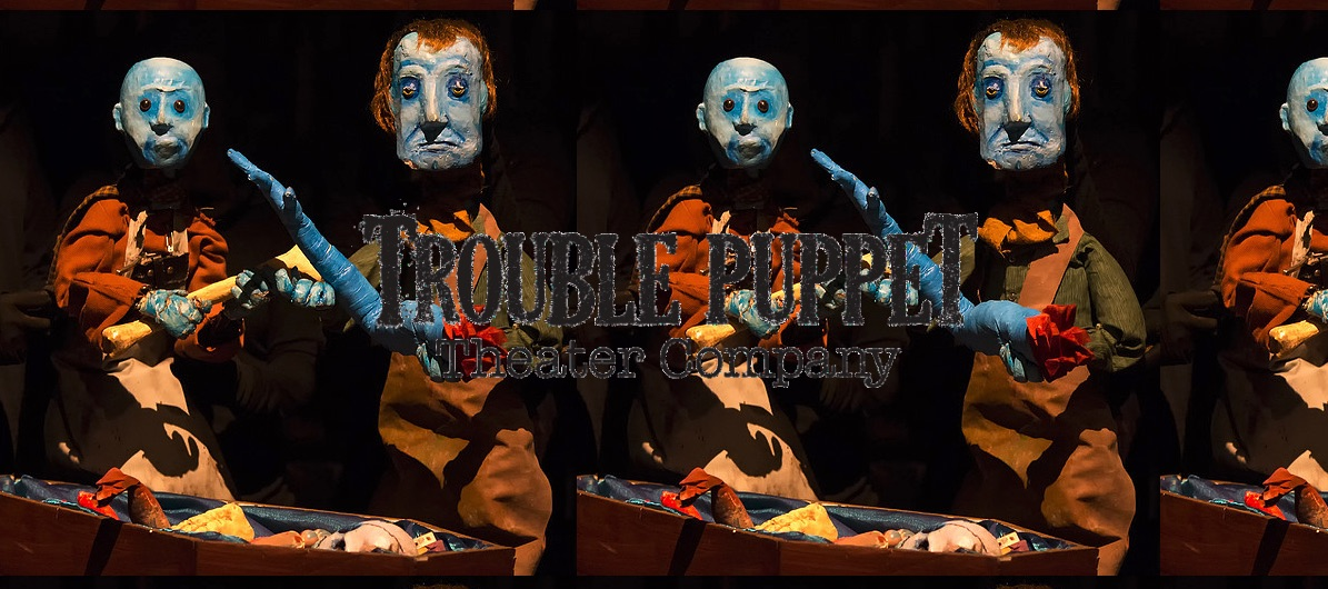 Austin Puppet Incident by Trouble Puppet Theatre Company