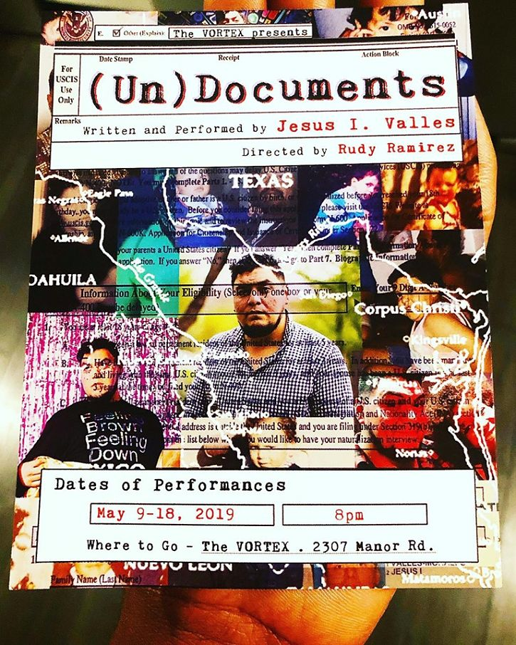 (Un)Documents by Vortex Repertory Theatre