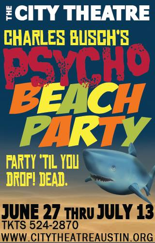 Psycho Beach Party by City Theatre Company