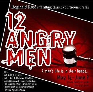 12 Angry Men by City Theatre Company