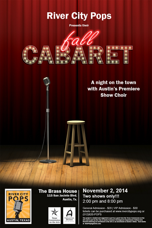 Fall Cabaret by River City Pops