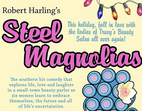 Steel Magnolias by City Theatre Company