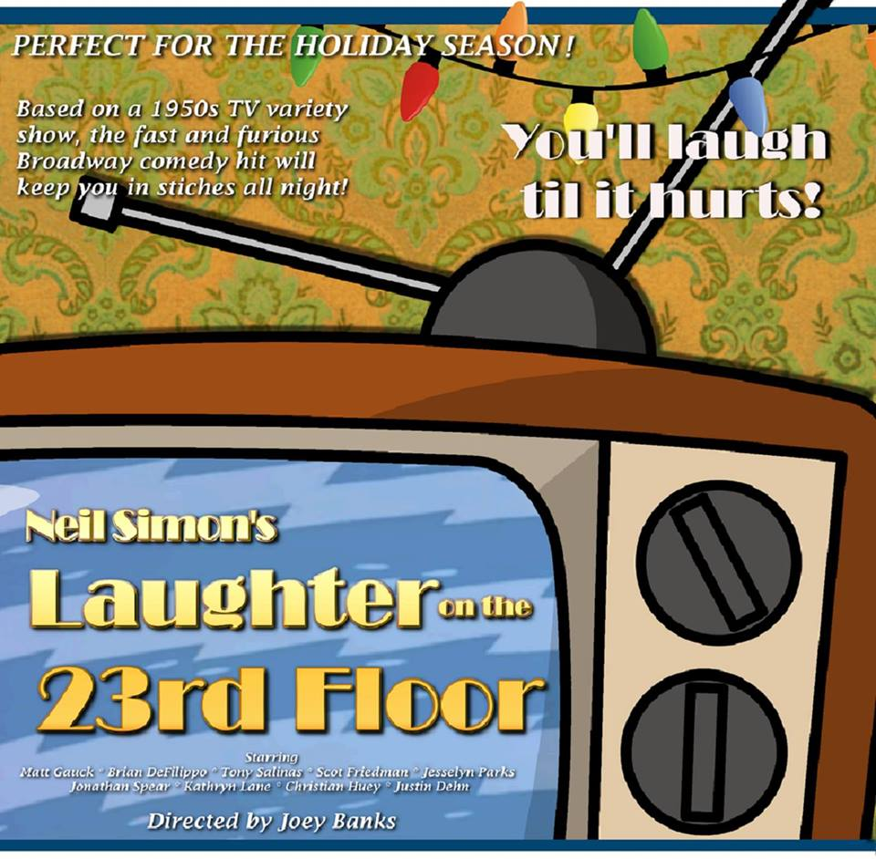 Laughter on the 23rd Floor by City Theatre Company