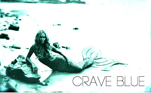 Crave Blue by Mouth Radio