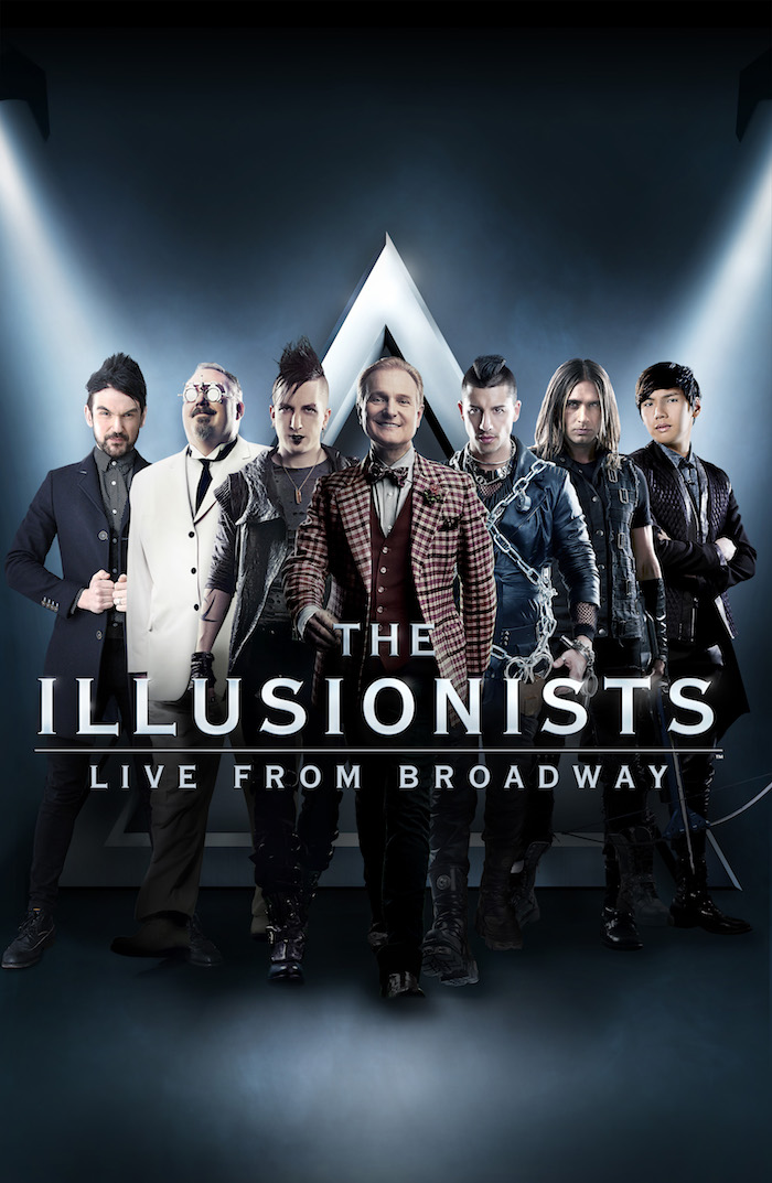 The Illusionists - Live from Broadway by touring company