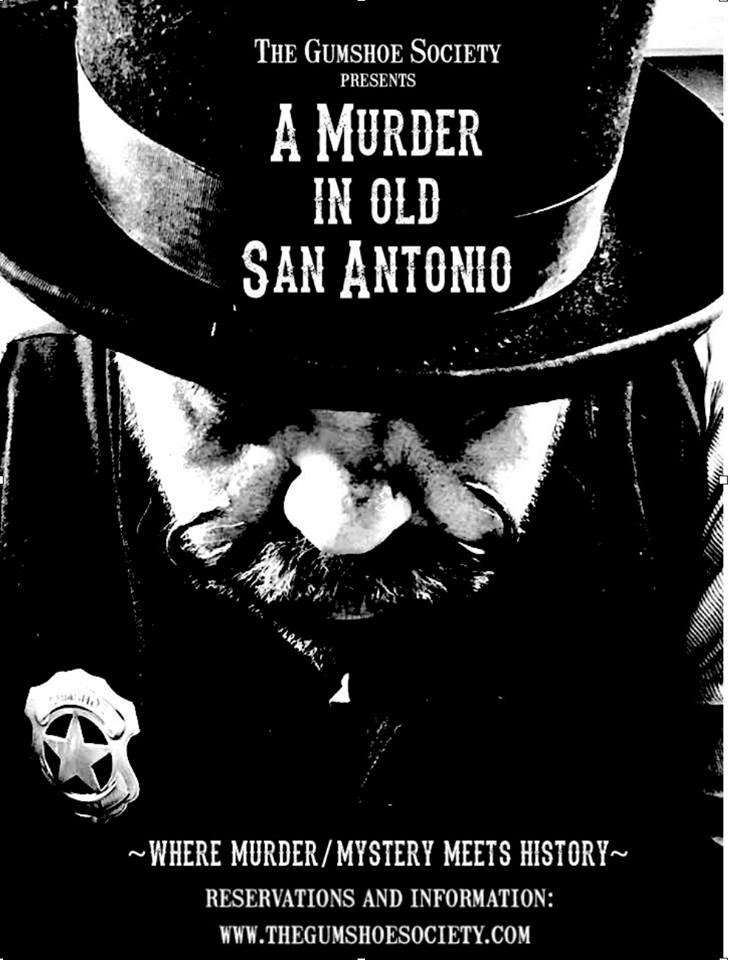 A Murder in Old San Antonio by Gumshoe Society
