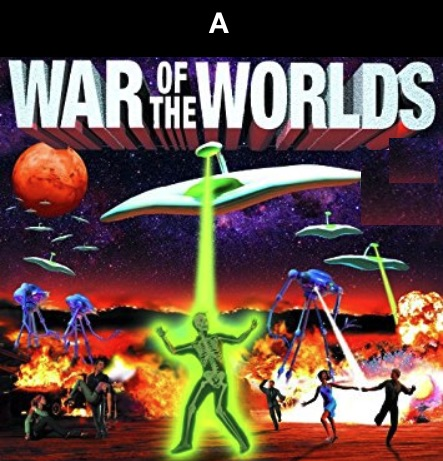 A War of the Worlds by Penfold Theatre Company