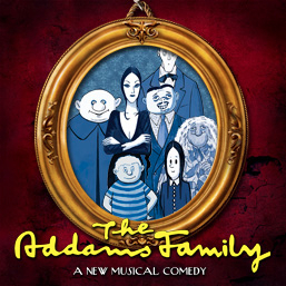 Auditions for The Addams Family, by Fredericksburg Theater Company