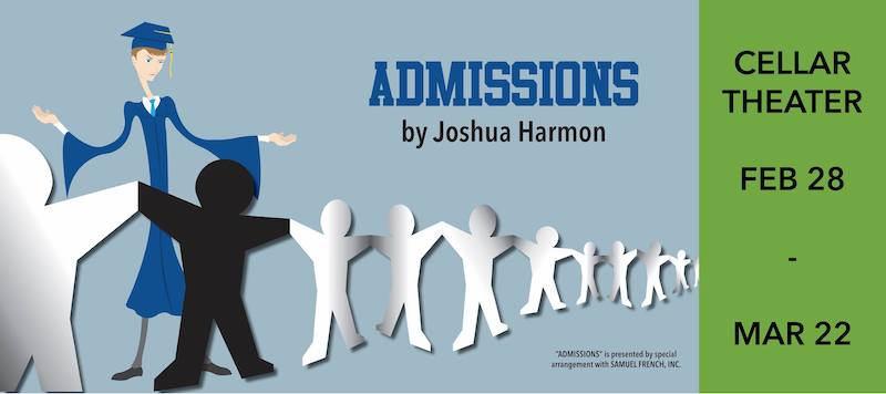 Admissions by The Public Theater