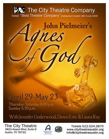 Agnes of God by City Theatre Company