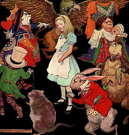 Alice in Wonderland by Zach Theatre