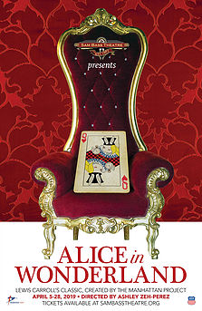 Alice in Wonderland by Sam Bass Community Theatre