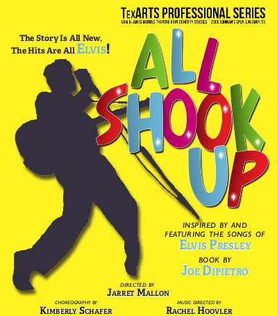 All Shook Up, the Elvis Presley musical by Tex-Arts