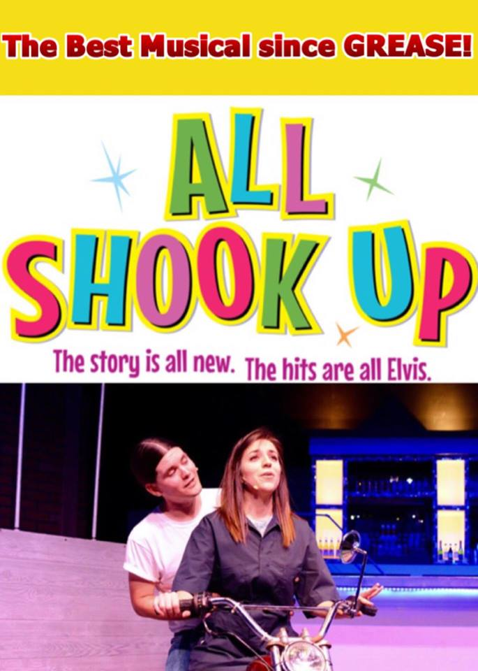 All Shook Up, the Elvis Presley musical by Roxie Theatre Company
