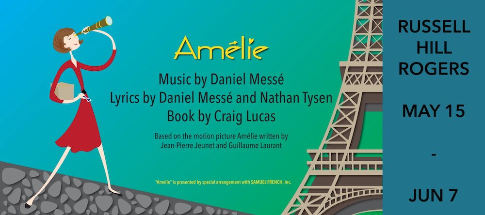 Amélie by The Public Theater